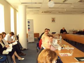 Druhý workshop na téma metodika určení nehmotných výhod poskytovatele univerzální služby, 11. 4. 2012, Praha