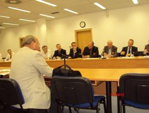 První workshop k metodice pro oznamování a evidenci podnikatelů působících na poštovním trhu a definovanému souboru parametrů pro sledování dostupnosti poštovních služeb, 31. 5. 2012, Praha