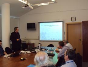 Úvodní setkání k projektu, 18. 1. 2012, Praha